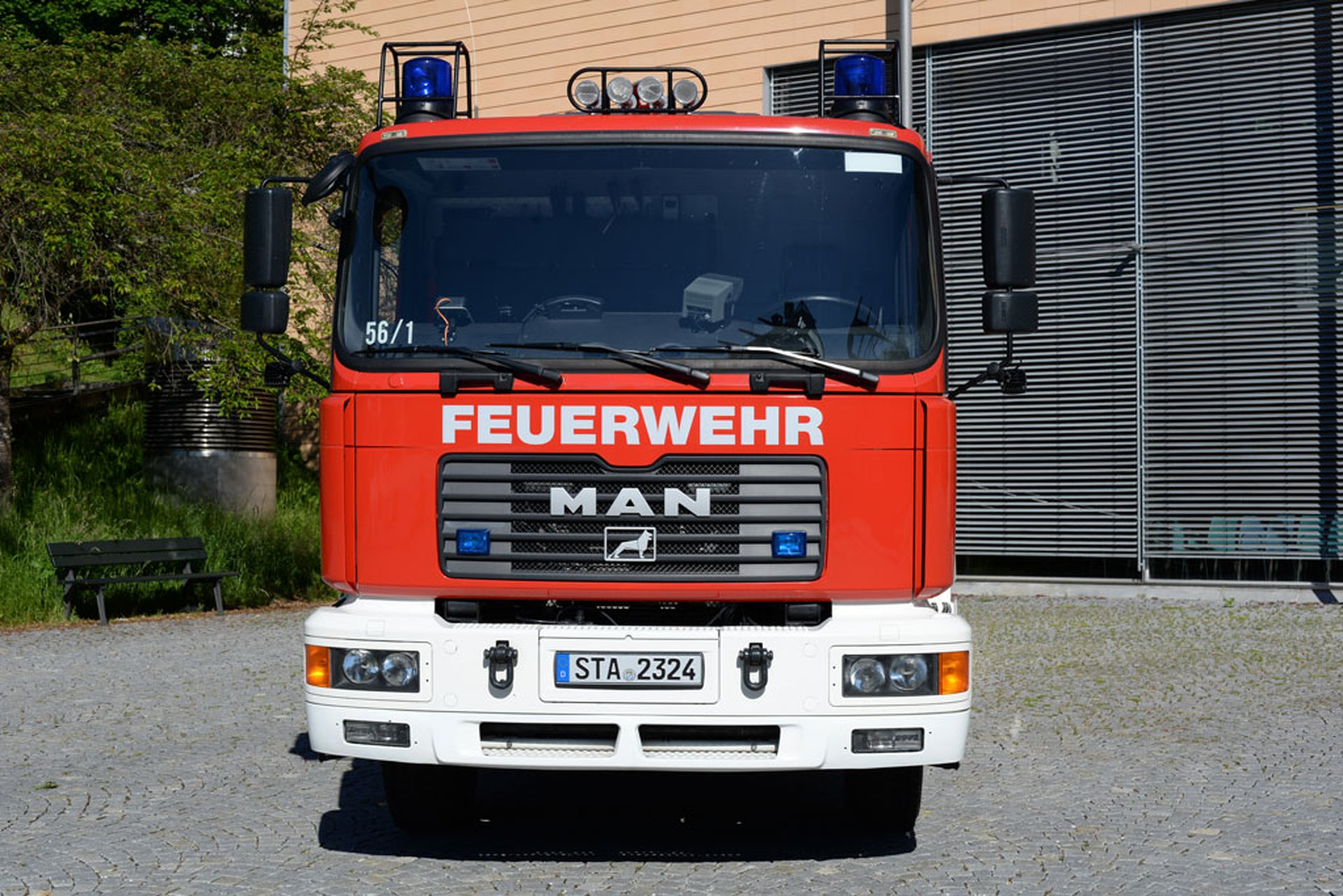 Freiwillige Feuerwehr Starnberg gegr 1862 e V Fuhrpark der